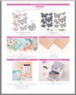 Butterfly Bouquet Flyer 2