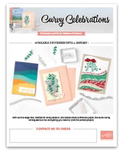 Curvey Celebrations Promotion
