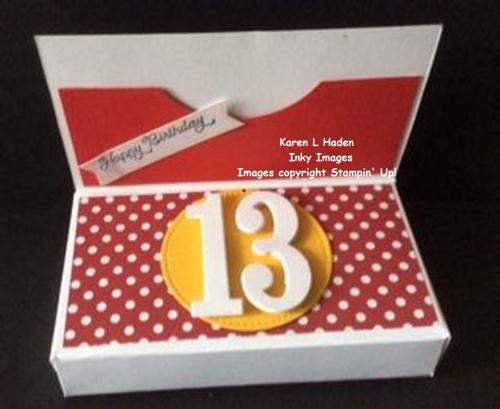 Emma's Birthday Box Open