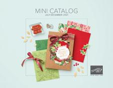 2021 Holiday Mini Catalog